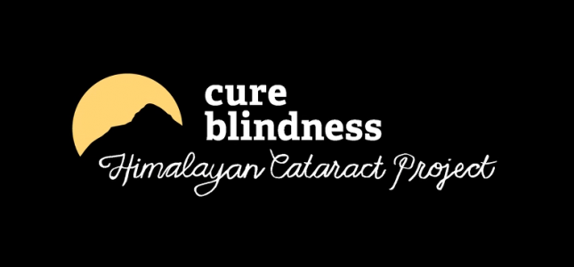 Audio-Postproduktion für CureBlindness.org