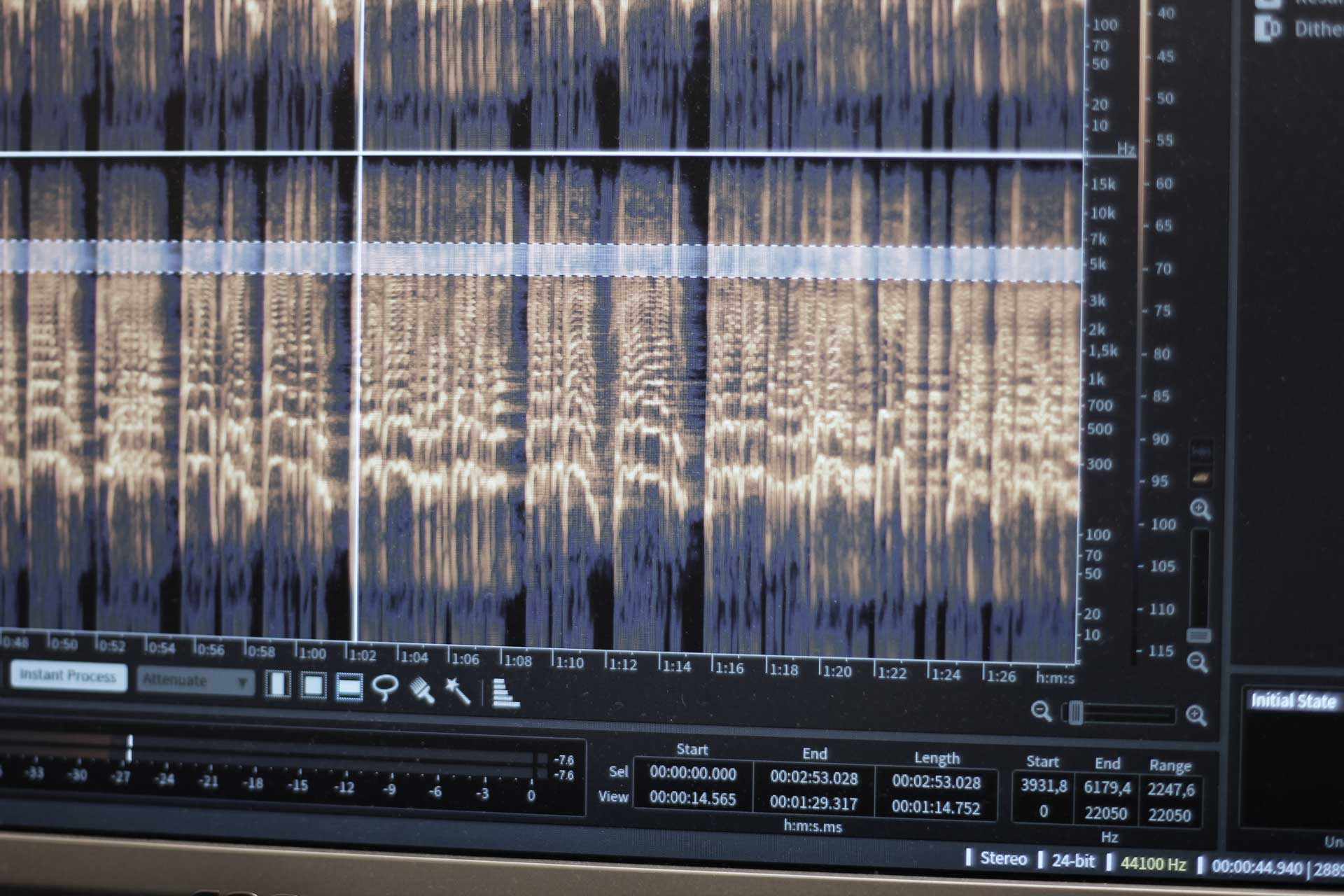Audio Restauration / Restaurierung Köln