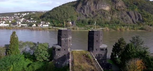 Mischung für die Brücke von Remagen