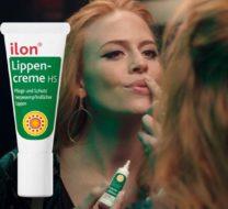 TV-Spot für ilon Lippencreme HS