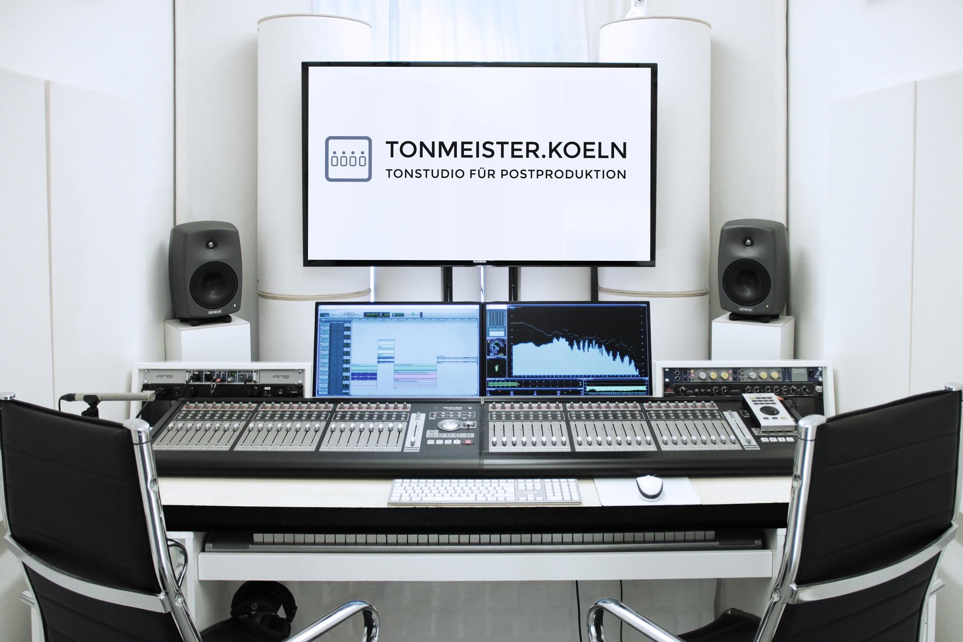 Tonstudio Köln