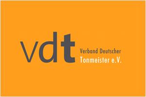 Anerkennung als Tonmeister (VDT)